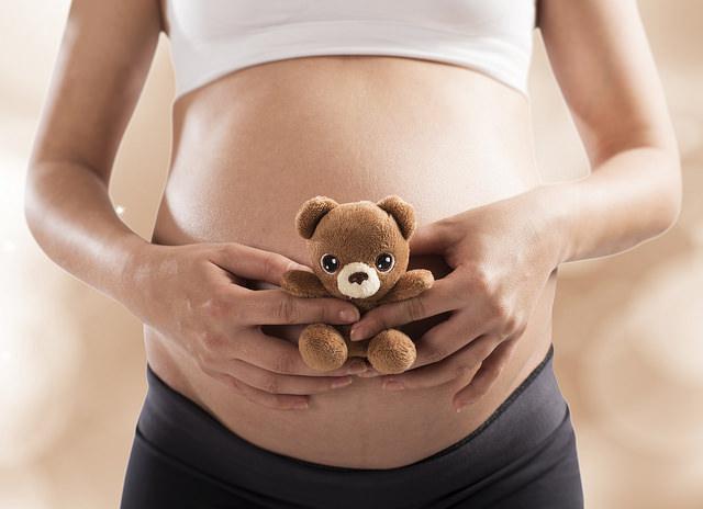 corrimento na gravidez